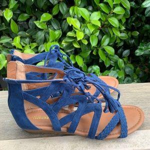 "Sonoma Sandals Size 7 ""gladiator style"""